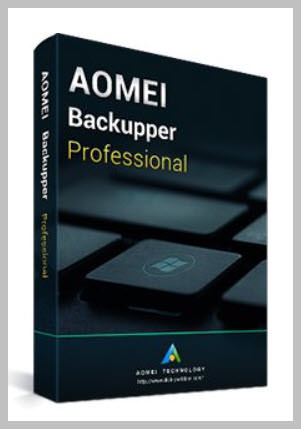 AOMEI Backupper Professional - Quick Initial Review