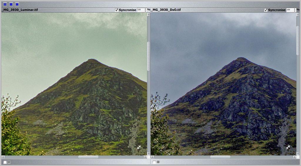 DXO Photo Lab 4 vs Luminar 4 - Creative Editing
