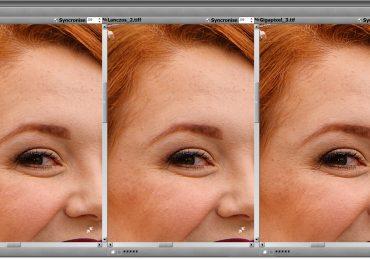Enlarging a portrait - results