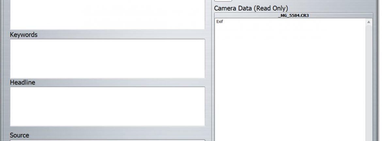 Photo Metadata - Why Bother?
