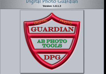 Digital Photo Guardian